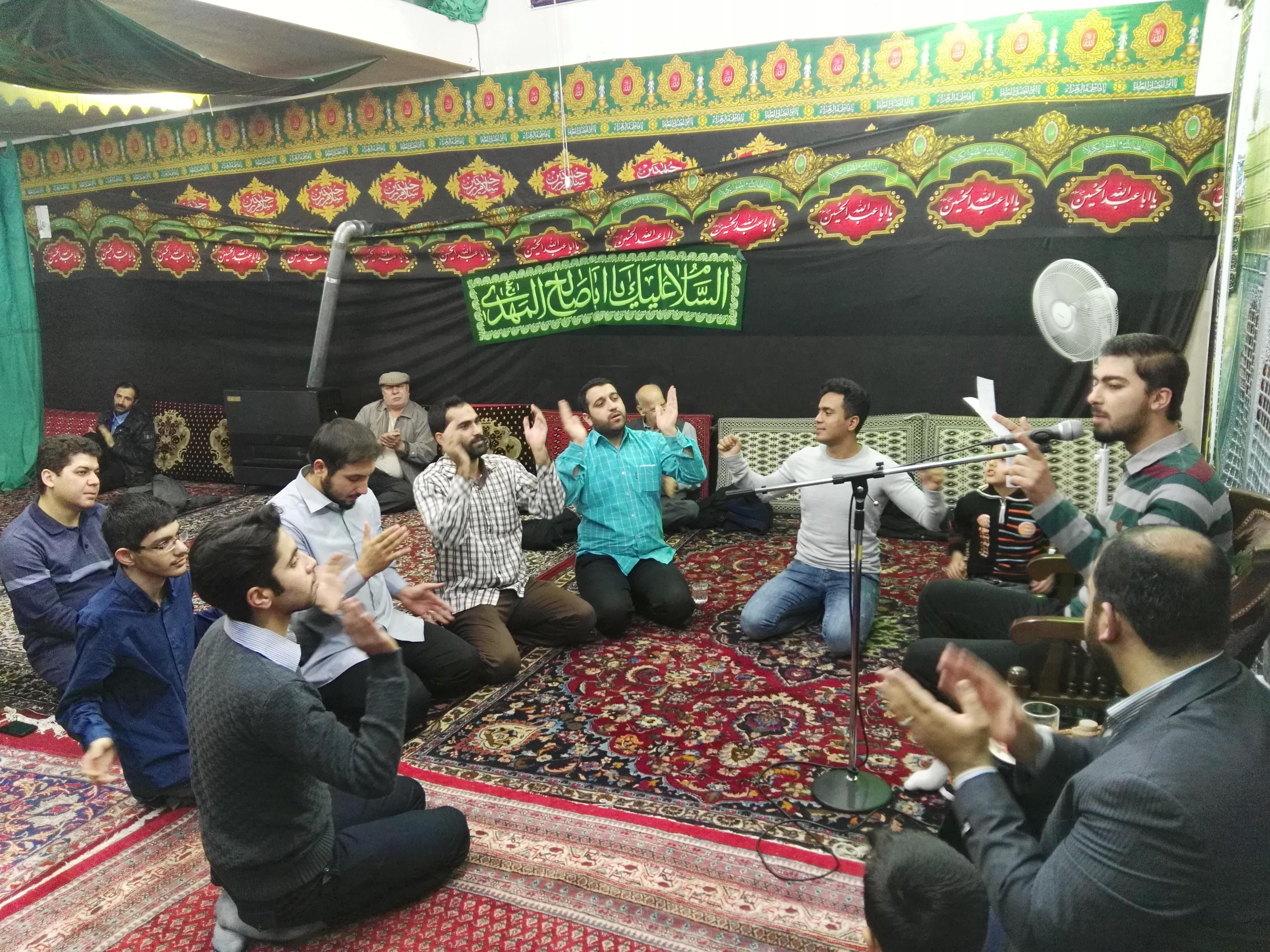 هیئت محبان سیدالشهدا(ع) تهران