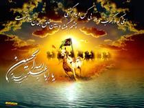 مداحی کربلایی حسن خیرآبادی به مناسبت فرا رسیدن ماه محرم