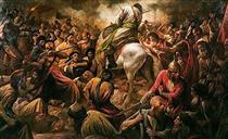 خروج امام حسین علیه السلام از مکه به سوی کوفه