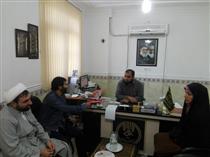 نشست فرهنگی هنریستاد احیاء فرهنگ مهدویت با حضور استاد علی خیرآبادی