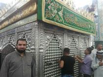 راز قسم به حق زینب(س)، داستان سید کریم کفاش
