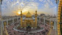 در محضر حضرت امرالمؤمنین علی علیه السلام