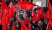 کلیپ تشییع شهید حججی