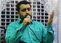 روضه خوانی کربلایی حسن خیرآبادی در ایام فاطمیه (۴)