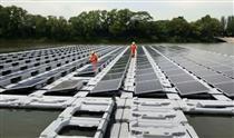 حفظ آب سدها با پنل خورشیدی