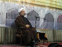 سخنرانی آیت الله محمدی شاهرودی در شب چهارم محرم ۹۶